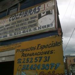 Colfibras J.C. en Bogotá