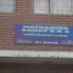 Moto Autos Danny S & S en Bogotá