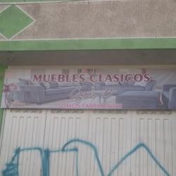 Muebles Clasicos Cruz B. en Bogotá