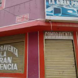 La Casa Comercial La Gran Potencia  en Bogotá