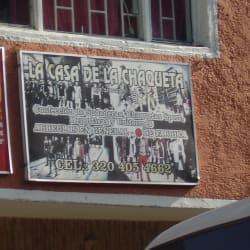 La Casa de La Chaqueta en Bogotá