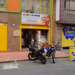 La Casa del Color  en Bogotá