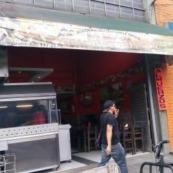 La Brasa Santandereana  en Bogotá