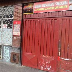 La Fogata Llanera del Norte en Bogotá