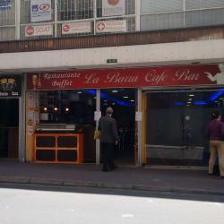 La Barra Cafe Bar  en Bogotá