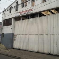 Centroyota en Bogotá