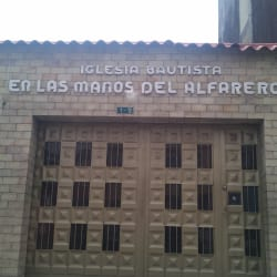 Igleisa Bautista En Las Manos Del Alfarero en Bogotá