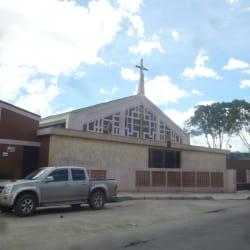 Iglesia Católica del Quiroga en Bogotá