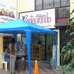 Iglesia Cristiana Restaurando Muros en Bogotá