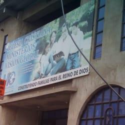 Iglesia Cristiana Ministerios Vision Global en Bogotá