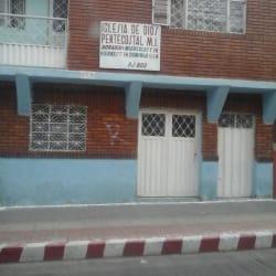 Iglesia de Dios Pentecostal M.I. en Bogotá