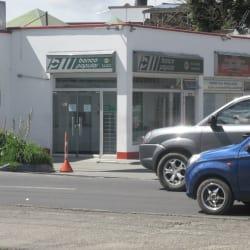 Cajero Banco Popular Calle68 en Bogotá