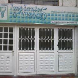 Implantes & Dientes en Bogotá