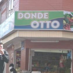 Donde Otto en Bogotá