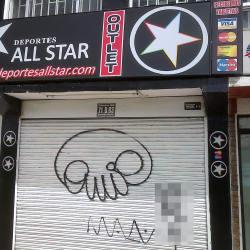 Deportes All Star en Bogotá