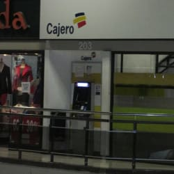 Cajero Bancolombia Metrópolis  en Bogotá
