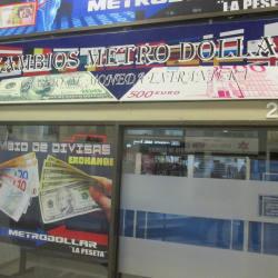 Metro Dollar Casa de cambio  en Bogotá