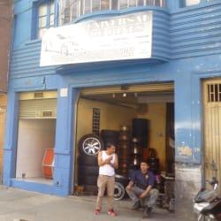 Universal de Rines en Bogotá