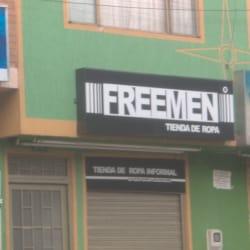 Freemen Tienda de Ropa en Bogotá