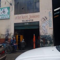 Frenos Juancho  en Bogotá