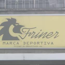 Friner en Bogotá