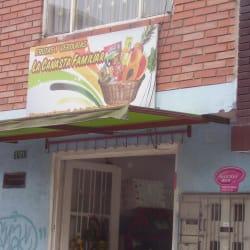 Frutas y Verduras La Canasta Familiar en Bogotá