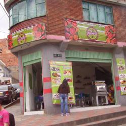Fruteria  Heladeria  Cafeteria Francys en Bogotá
