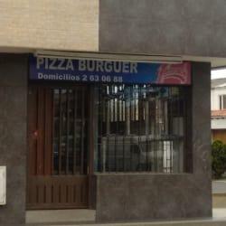 Comidas Rápidas Pizza Burguer en Bogotá