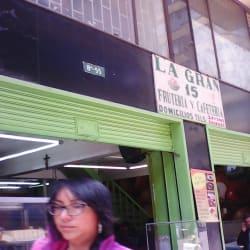 Fruteria y Cafeteria La Gran 15 en Bogotá