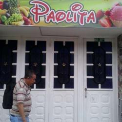 Fruteria y Heladeria Paolita  en Bogotá