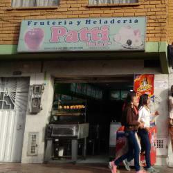 Fruteria y Heladeria Patti de la 5a en Bogotá