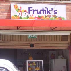 Frutik's  en Bogotá