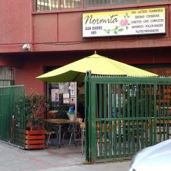 Normita en Santiago