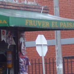 Fruver El Paisa  en Bogotá