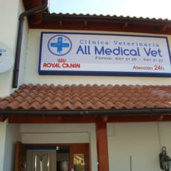 Cínica Veterinaria All Medical Vet - Ciudad de Los Valles en Santiago