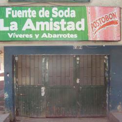 Fuente de Soda La Amistad  en Bogotá