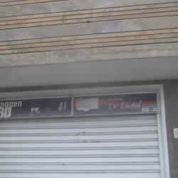 Galardones En Cristal en Bogotá