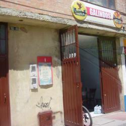 Galindos Tienda Bar en Bogotá