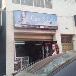 Gabi Stilo's en Bogotá