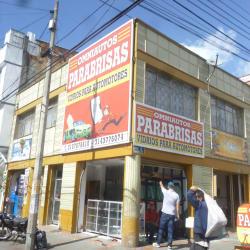 Vidrios Omniautos III en Bogotá