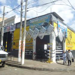 Pacho Lujos Cerrajeria en Bogotá