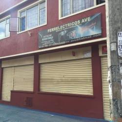 Ferrelectricos AVE  en Bogotá