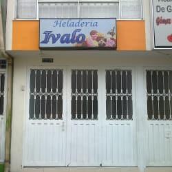 Heladería Ivalo en Bogotá