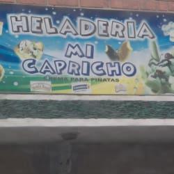 Heladería  Mi Capricho en Bogotá