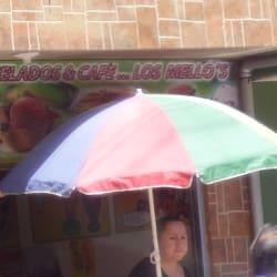 Helados & Cafe... Los Mello's  en Bogotá