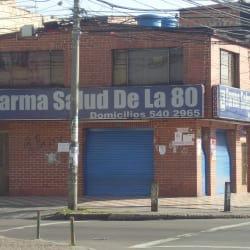 Farma Salud de La 80  en Bogotá