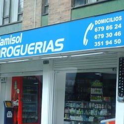 Famisol Droguerías   en Bogotá