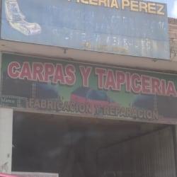 Fabricación y Reparación de Carpas y Tapicería en Bogotá