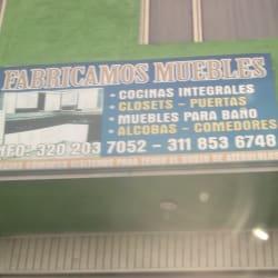 Fabricamos Muebles en Bogotá