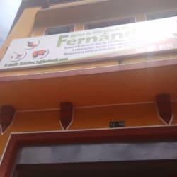 Fabrica de Vibradores para Concreto Fernandez  en Bogotá